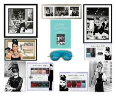 """""""My favorite movie is Breakfast at Tiffany's"""" by stylev ❤ liked on Polyvore featuring art"""