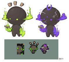 Nuclear throne fan made mutant -  Guardian