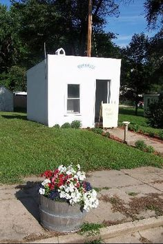 Smallest City Hall in America, Maskell, Nebraska USA Nebraska State, Nebraska Cornhuskers, Small Town America, Roadside Attractions, Small Towns, Great Places, Life Is Good, Heart Land, Red Cloud