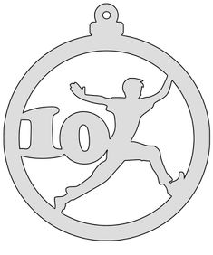 Free Ten lords a leaping Christmas tree ornament coloring or scroll saw pattern, lazer cutting - create homemade DIY ornaments for your home. Quilling Christmas, Christmas Stencils, Diy Christmas Ornaments, Christmas Colors, Christmas Tree, Christmas Things, Christmas Projects, Christmas Ideas, Scroll Saw Patterns Free