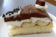 Milka - Herzen - Torte...sooo yum!