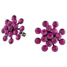 Süße #Ohrringe in #Pink von #Konplott. Die Ohrringe überzeugen mit ihrer schillernden und farbenfrohen Optik. ♥ ab 34,90 €