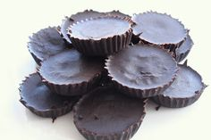 The Healthy Happy Wife: Dairy Free Chocolates (Dairy, Gluten,Grain and Refined Sugar Free)