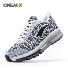 4cab4e93418e Onemix Damping Mens Running Shoes Breathable Outdoor Walking Sport Shoes  New Mens Athletic Sport Sneakers size 39 46-in Running Shoes from Sports ...