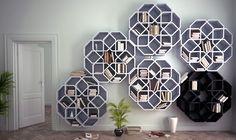 MiniZelli shelves | Younes Duret Design