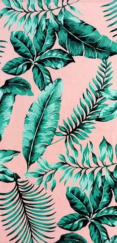 Pottery Barn Teen The Emily & Meritt Palm Leaf Beach Towel iPhone X Wallpaper 438819557438062238 Wallpaper Tumblr Lockscreen, Leaves Wallpaper Iphone, Palm Leaf Wallpaper, Tropical Wallpaper, Wallpaper Iphone Cute, Aesthetic Iphone Wallpaper, Cool Wallpaper, Aesthetic Wallpapers, Perfect Wallpaper