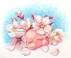 Kirby Character, Character Design, Cute Screen Savers, Kirby Nintendo, Pokemon, Video Game Art, Video Games, Aesthetic Japan, Cute Chibi