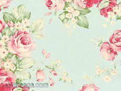 tag floral vintage - Pesquisa Google