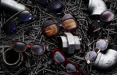 [Selima Optique frames in Spring 2014 Zink Magazine]