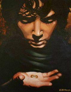 Giclee Print: My Precious by Cherie Roe Dirksen : My Precious, Selling Art, Art Portfolio, Art Auction, Lovers Art, Find Art, Giclee Print, Book Art, Fine Art Prints