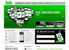 Nice web design!