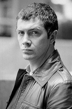 Lewis Collins as Bodie in The Professionals.
