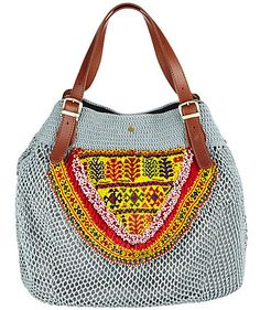 Bag by Elliot Mann  #beachbag #summer #holiday #fashion