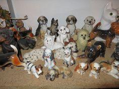 Собаки мини. Собака. Германия.Фарфор и другие материалы.