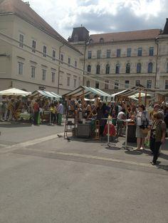 Osrednja Tržnica / Central Market in Ljubljana, Ljubljana (BA, NYT)