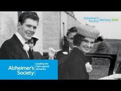 Memory Walk 2015 - Our  full length TV commercial - Alzheimer's Society