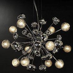 Starburst Chandelier by Trend Lighting