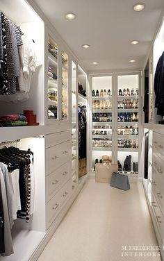 20 Dream Closets for Your Inspiration » Talk of the House