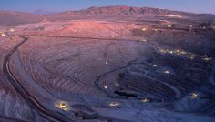 Output at world's largest copper mine sank by 63% in Q1