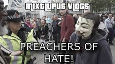 Manchester Hate Preachers vs The Police - Anti-Austerity Protest - MixtLupus VLogs Austerity, Manchester, Police, Hate, Christian, Youtube, Law Enforcement, Christians, Youtubers