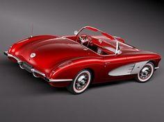 This looks similar to harv's corvette