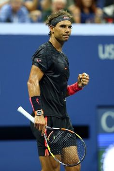 Rafael Nadal during his match against Borna Coric at US Open (4)