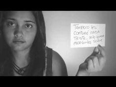 Mi Historia de Suicidio.-No al Bullying (Acoso Escolar) - YouTube Anti Bullying, Spanish, Mindfulness, Classroom, Amanda Todd, Teaching, Education, School, Youtube