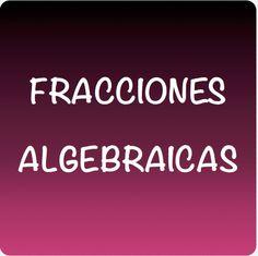 Título de Fracciones Algebraicas