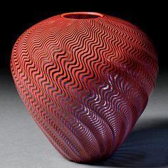 Image from http://www.veniceclayartists.com/wp-content/uploads/2012/09/Lino-Tagliapietra-Vase-c197.jpg.