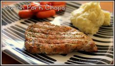 Learning the Ropes...One Recipe at a Time: Ranch Pork Chops (will use turkey cutlets instead of pork)