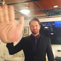 ٩(✿ ❤️‿❤️)۶ Happy St.Patricks Day Gerard Butler!!..I've been on his new #Instagram account these past 3 weeks!!.. LMFAO!!!..PS: I love You!!! ..hehehe..Which movie is that from guys???.. (◠‿◕✿)xoxoJulie xoxo #Caption: Hello Instagram. Better late than never.  Backstage @fallontonight with @jimmyfallon. ...   Use Instagram online! Websta is the Best Instagram Web Viewer!  ✋✋✋✋✋✋✋✋✋✋✋✋✋✋✋✋✋✋✋✋✋✋✋✋✋✋✋✋✋✋✋✋✋✋✋✋✋✋✋✋