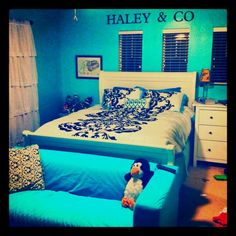 Yes, This Is My Actual Room :) Newly Redone!