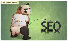 apparently too many SEOs have been offended by #Panda :)  #Google #algorithm #algo #update