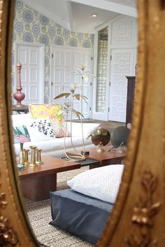 thru the looking glass by amy butler design, via Flickr
