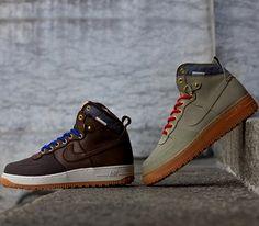 Nike Air Force 1 Duckboot (October 2013)