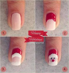 nails art holidays