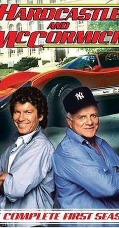 Hardcastle and McCormick (TV Series 1983–1986)