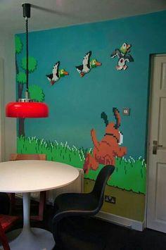 Nintendo room!