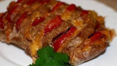 Harmonika z panenky - Mňamky-Recepty. Snack Recipes, Cooking Recipes, Snacks, Czech Recipes, Tomato And Cheese, Meatloaf, Steak, Pork, Meals