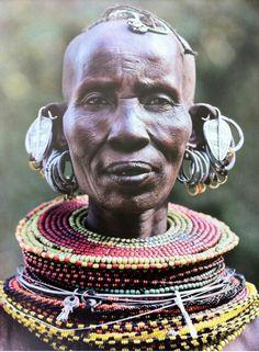Black Woman!! Afrika