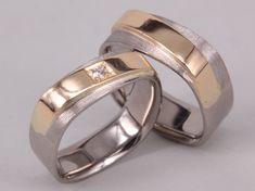Anfertigung Hochzeitsringe aus 500/000 Palladium und dem Gold von den Ringen der Großeltern. Rings For Men, Wedding Rings, Engagement Rings, Gold, Jewelry, Men Rings, Enagement Rings, Jewlery, Jewerly