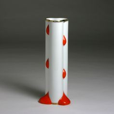 Rare Art Deco Vase  Manufactured by Rosenthal Germany, c. 1930