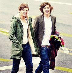 Larry Stylinson but oh my gosh call me
