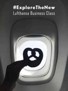 "Lufthansa Business Class Flight Review.  I really enjoyed my business class experiences aboard the large ""Queen of the Skies"" Boeing 747-8. Click through to read about flying business class to Europe with Lufthansa. 
