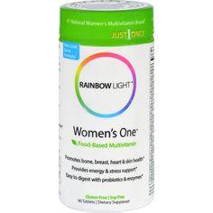 Rainbow Light Women's One Food-Based Multivitamin - 90 Tablets