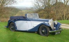 1936 A.C. 16/70 4 seat Drophead Coupe