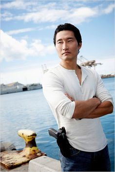 Hawaii 5-0 : Photo Daniel Dae Kim