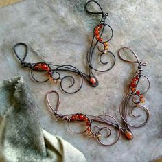 In progress good old fashioned polish! Bringing the patina wire work to life.                                                                                                                                                                                 More