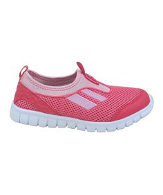 Look what I found on #zulily! Coral Athletic Sneaker #zulilyfinds