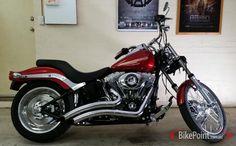 2012 Harley-Davidson Softail Standard 1690 (FXST)